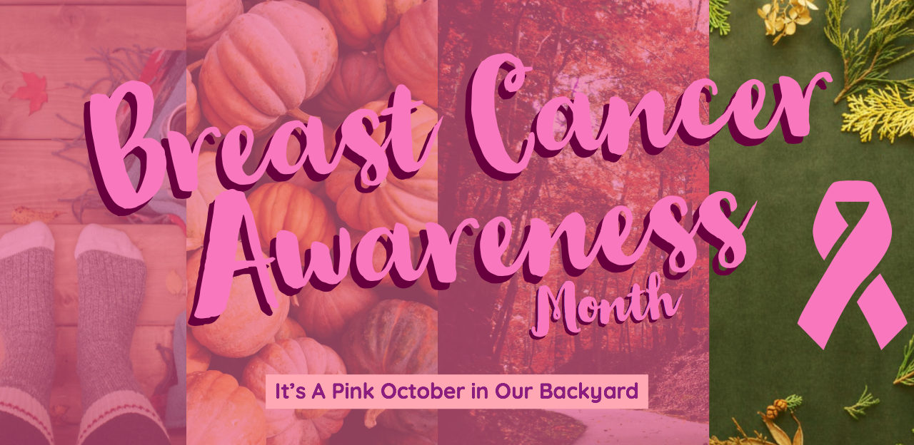 Pink is a Fall Color in This Garden!