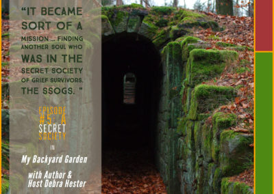 A Secret Society: SSOGS – #empathyforgrief – Break the Silent Struggle With Grief