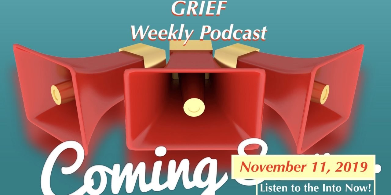 Welcome to #empathyforgrief – Break the Silent Struggle With Grief Podcast